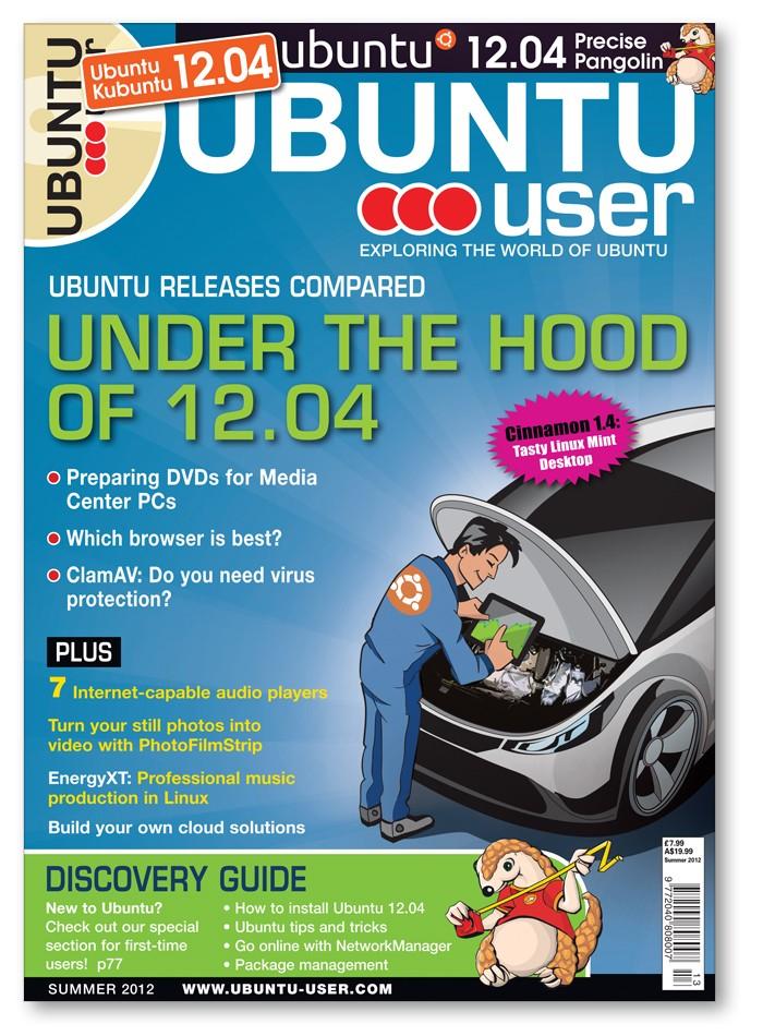 Ubuntu User 2012 - Digital Issue Archive