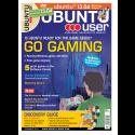 Ubuntu User #17 - Go Gaming - SOLD OUT