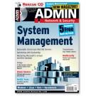 ADMIN Magazine - Back Issue #01