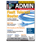 ADMIN #27 - Print Issue