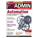 ADMIN Trial Print Subscription - 2 issues