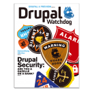 Drupal Watchdog 2.02 (#4) - Print Issue