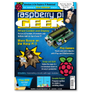 Raspberry Pi Geek #11 - Print Issue
