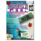 Raspberry Pi Geek #05 - Print Issue