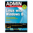 ADMIN Digital Special - Linux with Windows 8