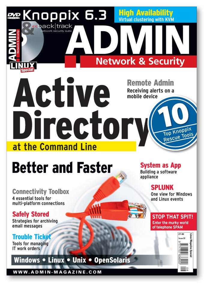 ADMIN Active Directory - Special Edition #8 - Digital Issue