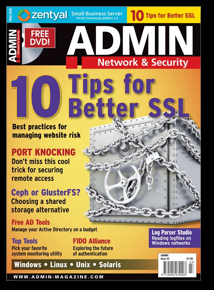 ADMIN #23 - Print Issue