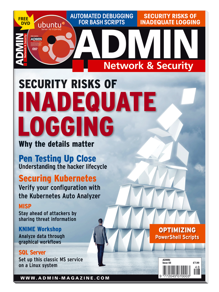 ADMIN Magazine #48 - Print Issue