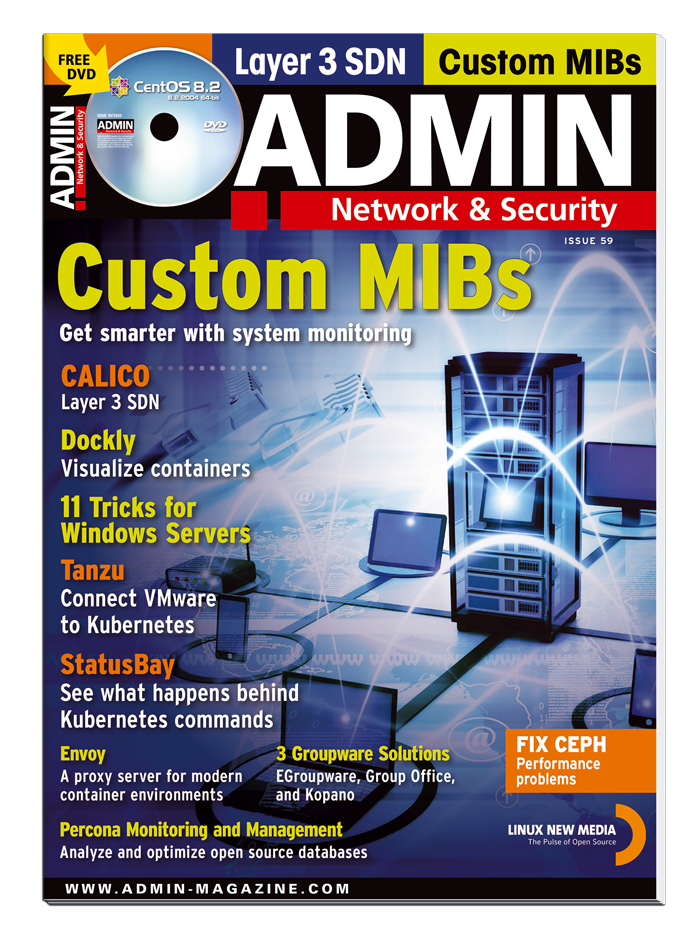 ADMIN Digisub - 6-issue Digital Subscription (PDF)
