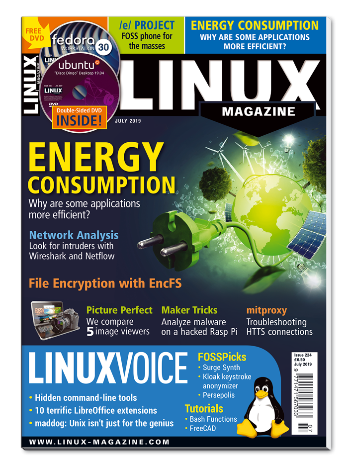 Linux Magazine #224 - Digital Issue