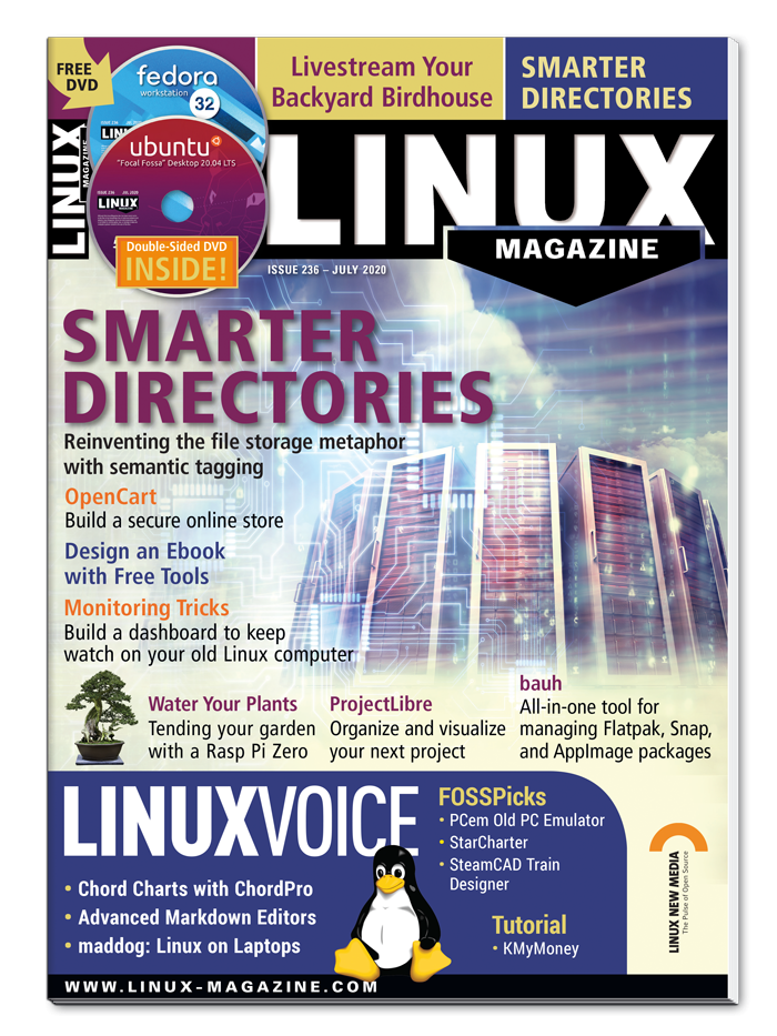 Linux Magazine #236 - Print Issue