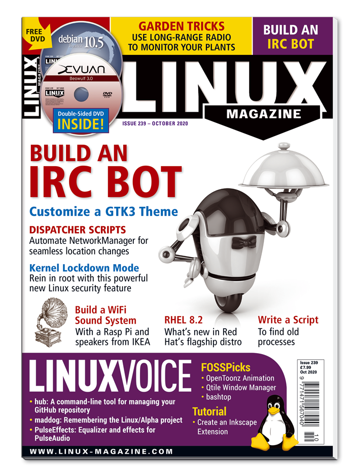 Linux Magazine #239 - Print Issue