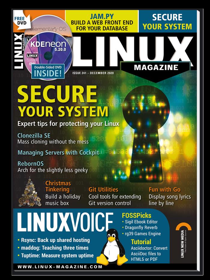 Linux Magazine #241 - Print Issue