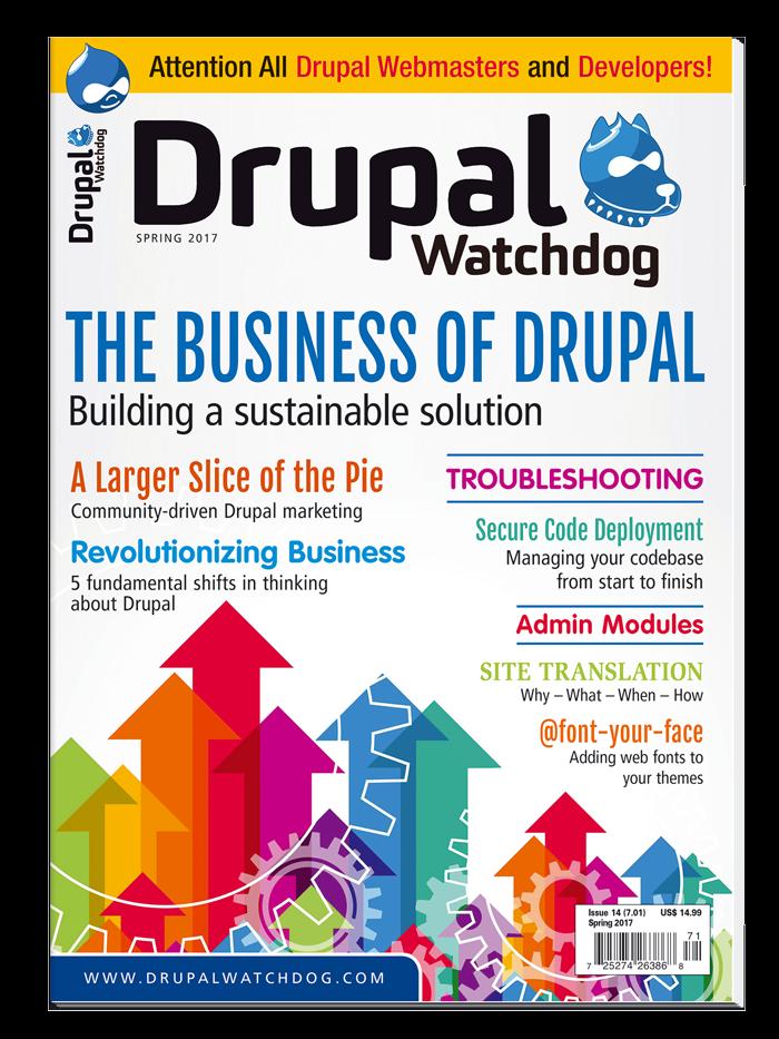Drupal Watchdog 7.01 - Print Issue
