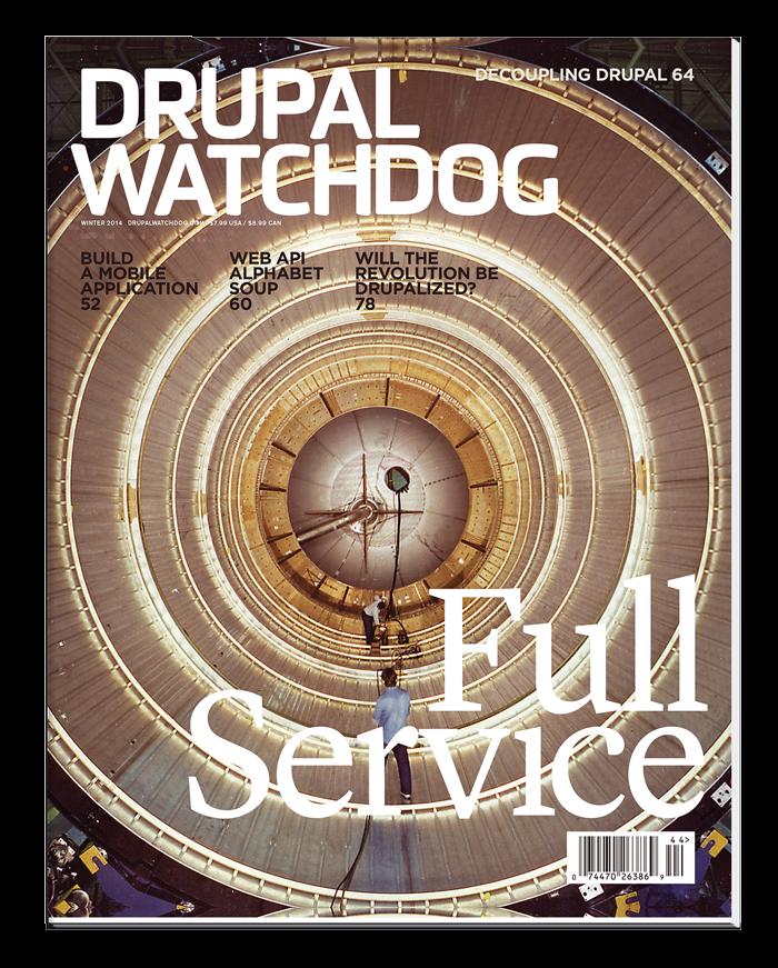 Drupal Watchdog 4.02 (#8) - Print Issue
