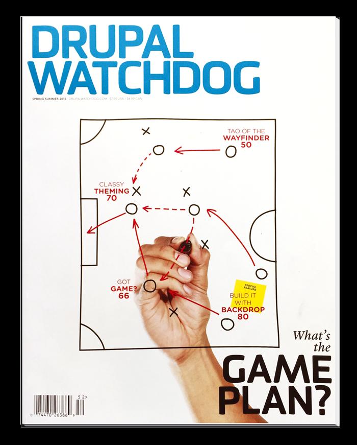 Drupal Watchdog 5.01 (#9) - Print Issue