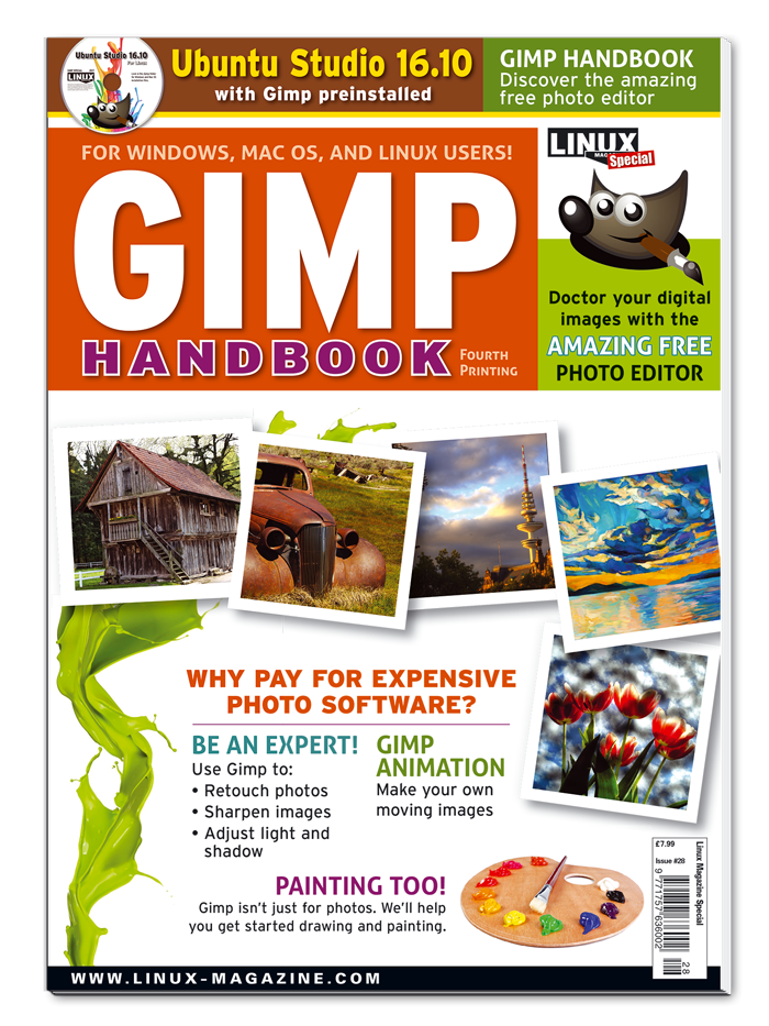 GIMP Handbook - Special Edition #28 - Digital Issue