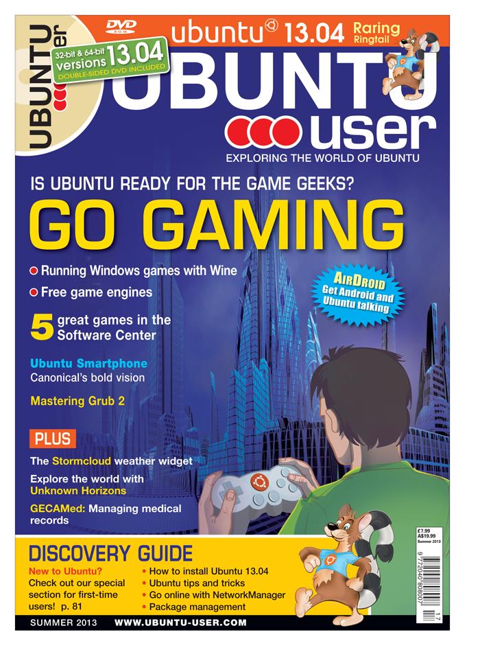 Ubuntu User 2013 - Digital Issue Archive
