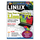 Linux Magazine Standard Subscription - 12 issues