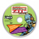 The Complete Raspberry Pi Geek - Archive DVD - Issues 1-23