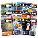 Linux Magazine 2018 - Digital Issue Archive