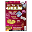 Raspbery Pi Geek #20 - Print Issue