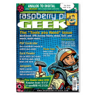 Raspberry Pi Geek #22 - Print Issue