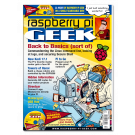 Raspbery Pi Geek #23 - Print Issue